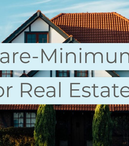 The Bare-Minimum SEO Guide for Real Estate Agents
